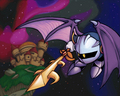 Meta Knight Wallpaper - kirby wallpaper