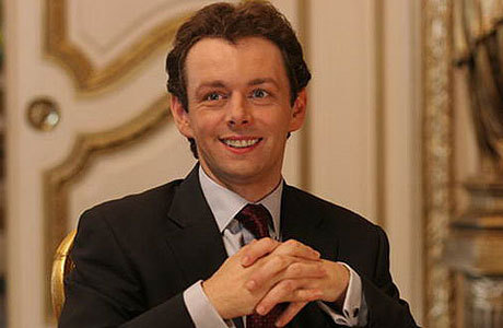 Michael Sheen as Tony Blair in The Queen
