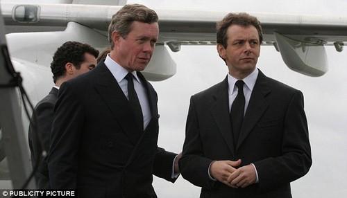 Michael Sheen as Tony Blair