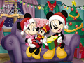 Mickey and Minnie pasko wolpeyper