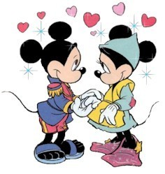 Mickey and Minnie