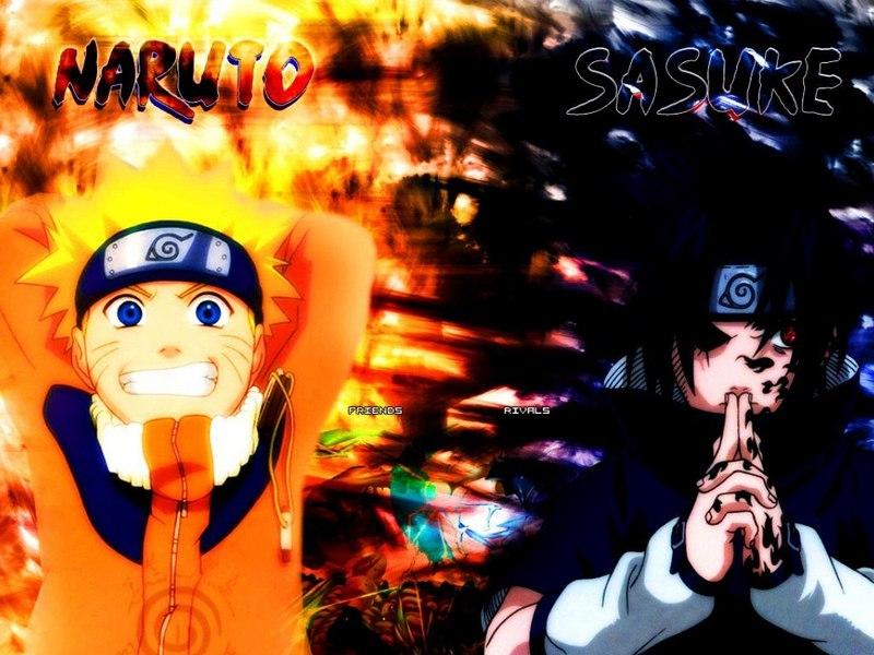 naruto vs sasuke wallpaper. Naruto VS Sasuke