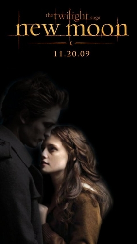 New Moon Fan Made Posters - new-moon-movie Fan Art