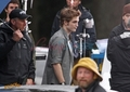 New Moon - On set - twilight-series photo