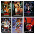 Nightmare on Elm kalye Poster Collection