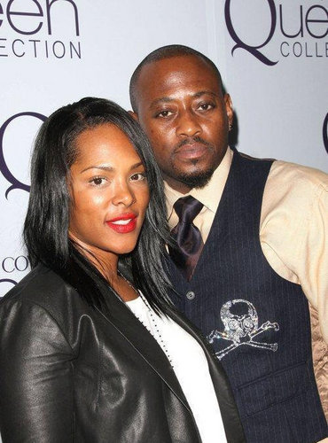 Omar Epps: Queen Latifah's Birthday Party