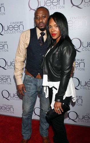 Omar Epps: 퀸 Latifah's Birthday Party