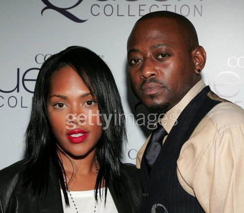 Omar Epps: 皇后乐队 Latifah's Birthday Party