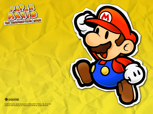 Paper Mario: Thousand anno Door