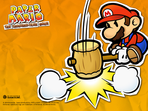 Paper Mario: Thousand Year Door