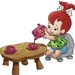 Pebbles Flintstone Icon - the-flintstones icon