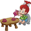 Pebbles Flintstone - the-flintstones photo