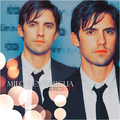 Peter/Milo &lt;3 - peter-petrelli fan art