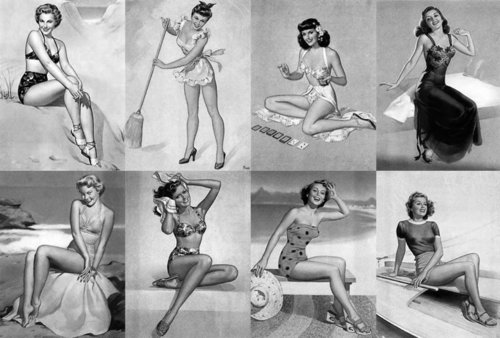 Pin Up Collection - pin-up-girls Photo