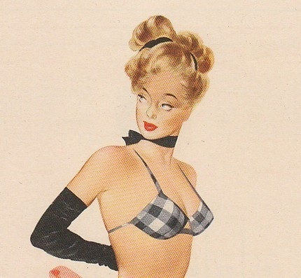 Pin Up Girls wallpaper entitled Pin Up Girl