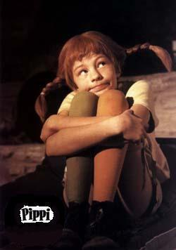 Pippi Longstocking wallpaper possibly containing skin titled Pippi Longstocking