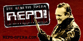 Repo! The Genetic Opera wallpaper probably containing anime called Repo!
