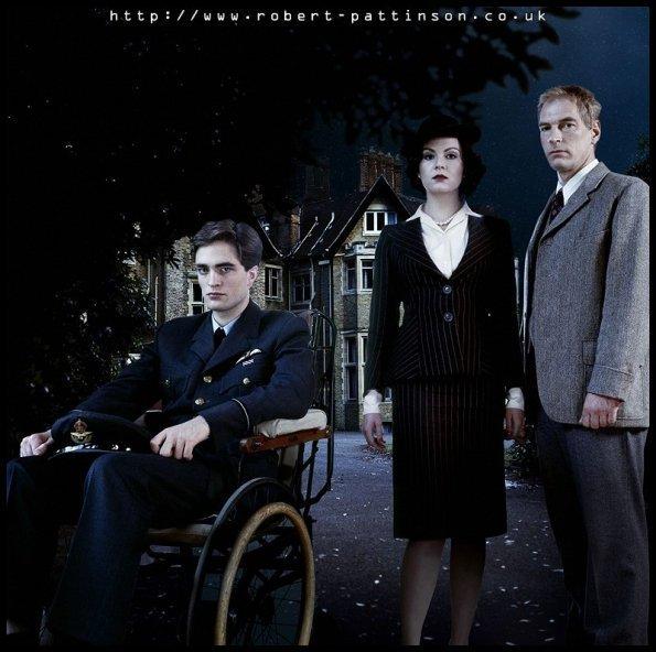 Rob Pattinson - The Haunted Airmain