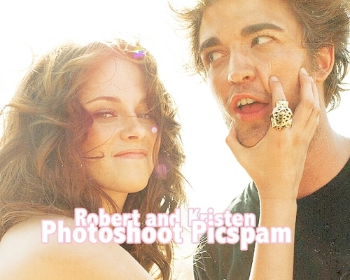 Robert and Kristen Picspam <3