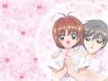 Sakura and Yukito