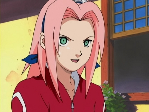 Haruno Sakura wallpaper possibly with anime called Sakura