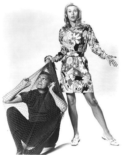 Bewitched wallpaper titled Samantha and Darrin