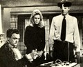 Samantha,Darrin and Dr Bombay - bewitched photo