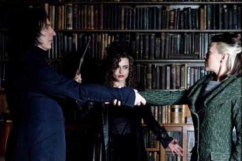 Snape-Bellatrix