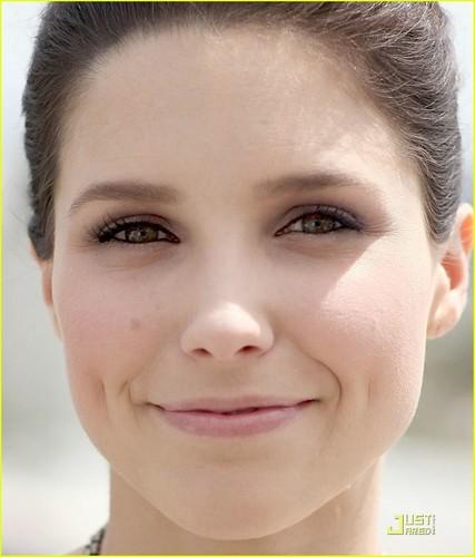 Sophia belukar, bush is Rachel Pally Pretty