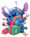 Stitch 圣诞节