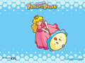 super-mario-bros - Super Princess Peach wallpaper