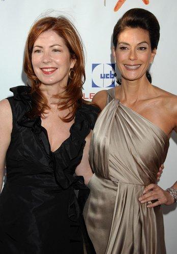 Teri and Dana