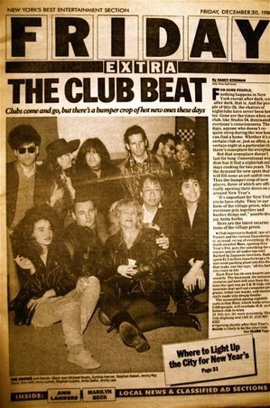 The Club Beat