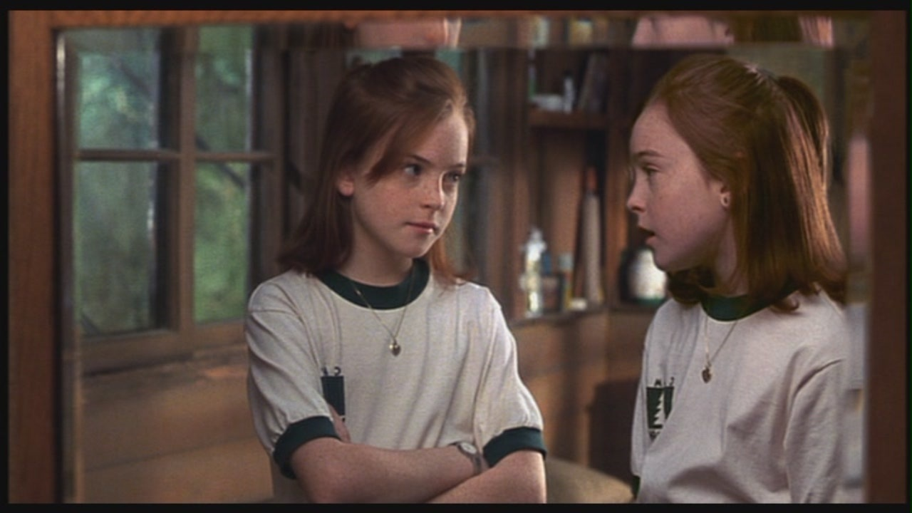 hot pictures from parent trap