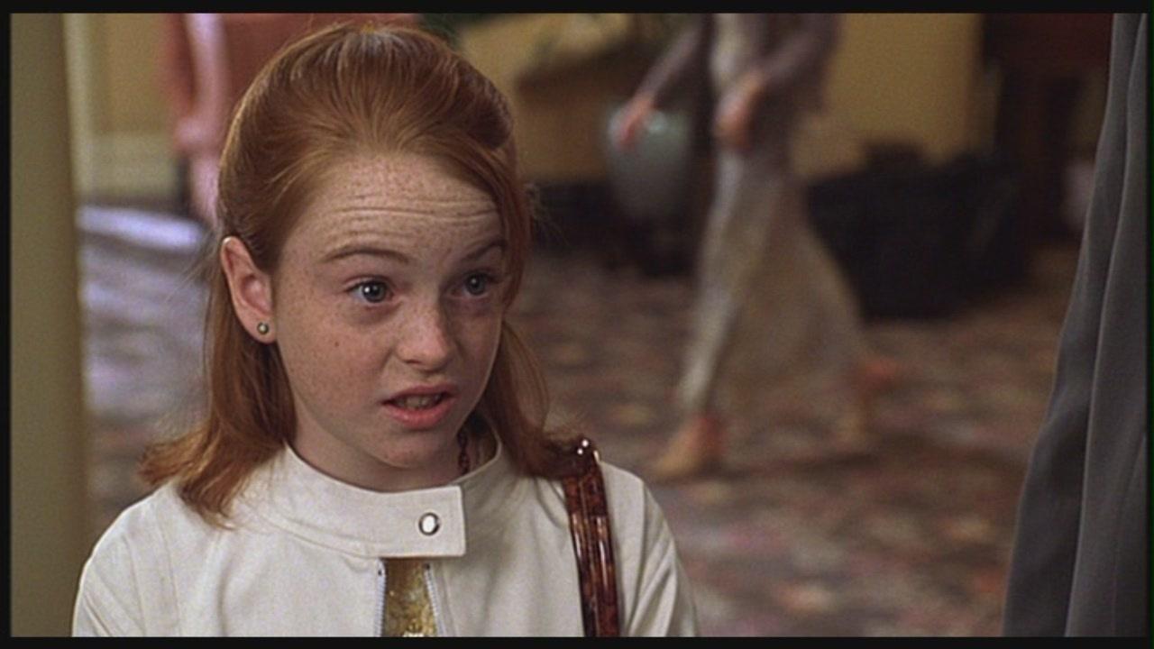 Amazoncom The Parent Trap Lindsay Lohan Dennis Quaid