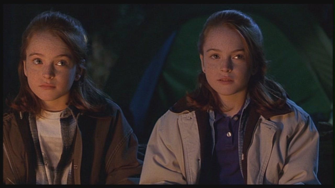 Amazoncom The Parent Trap 1998 Lindsay Lohan Dennis