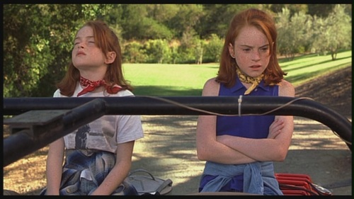 The Parent Trap (1998) wallpaper titled The Parent Trap
