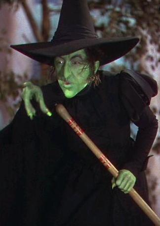 el mago de oz fondo de pantalla called The Wicked Witch