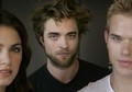 The best of LA Times Entertinment photoshoots  - twilight-series photo