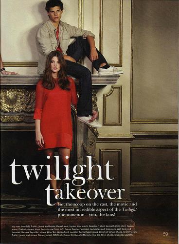 Scenes Photos Teen Magazine Twilight 95