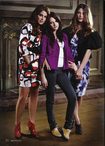 The best of Teen Magazine photoshoots - twilight-series photo