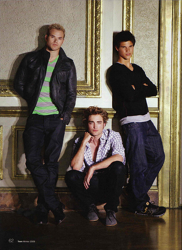 The best of Teen Magazine photoshoots