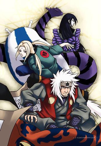 The legendary ninjas..