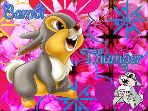 Thumper wolpeyper