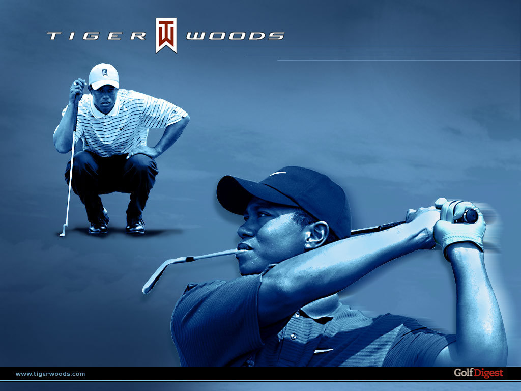 TIGER WOODS - TIGER WOODS Wallpaper (5572437) - Fanpop