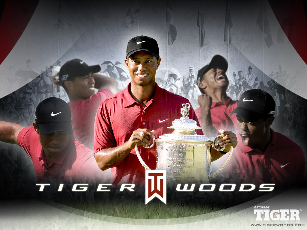 Tiger Woods - Picture Hot