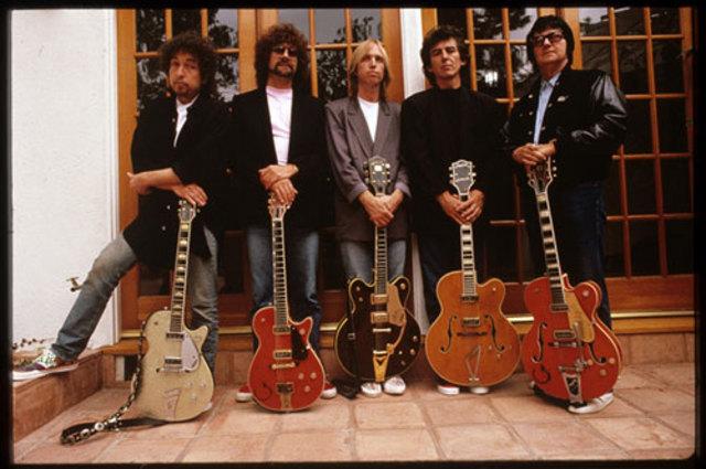 Traveling Wilburys The Traveling Wilburys Photo 5570335
