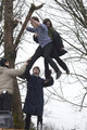 Tree Climbing Scene - twilight-series photo