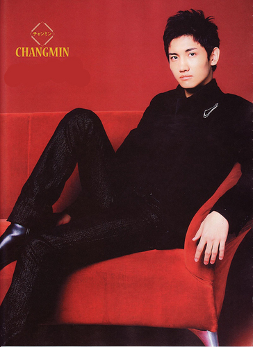 Max Changmin wallpaper possibly with a well dressed person and an outerwear titled WHOO!