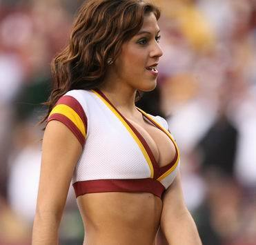 WashIngTon - nfl-cheerleaders Photo